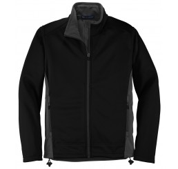 Two-Tone Soft Shell Jacket
