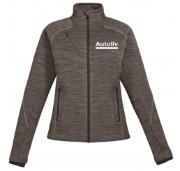 North End Ladies Flux Fleece Jacket