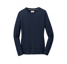 Anvil® Ladies French Terry Crewneck Sweatshirt
