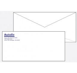 Autoliv Americas Number 10 Envelope