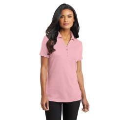 Ladies Silk Touch™ Interlock Polo