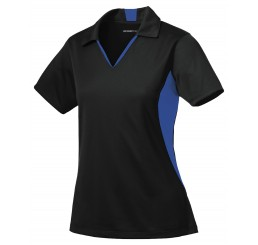 Ladies Mentor Side Blocked Micropique Sport-Wick® Polo