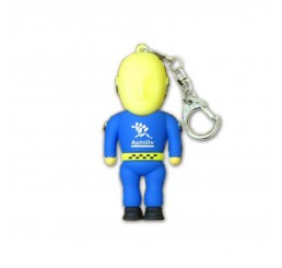 Autoliv Safety Man Flash Drive