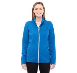 Ash City - North End Ladies' Torrent Interactive Textured Performance Fleece Jacket