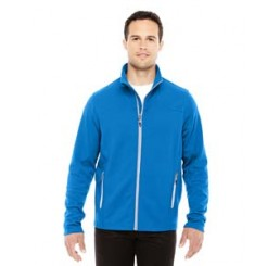 Ash City - North End Men's Torrent Interactive Textured Performance Fleece Jacket