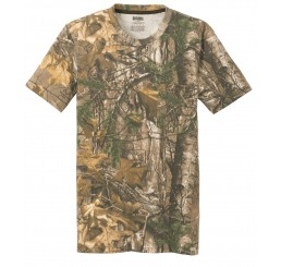 Realtree® 100% Cotton T-Shirt with Pocket