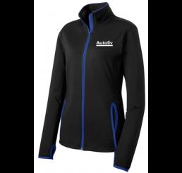 Sport-Tek Contrast Full-Zip Jacket
