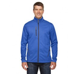 Ash City - North End Men's Trace Printed Fleece Jacket