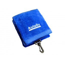 Trifold Premium Cotton Velour Golf Towels